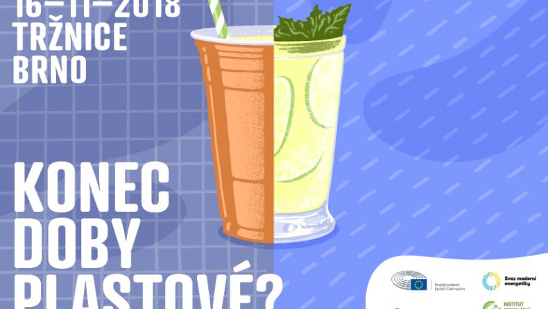 Konec doby plastové? Debata a komponovaný večer v Brně