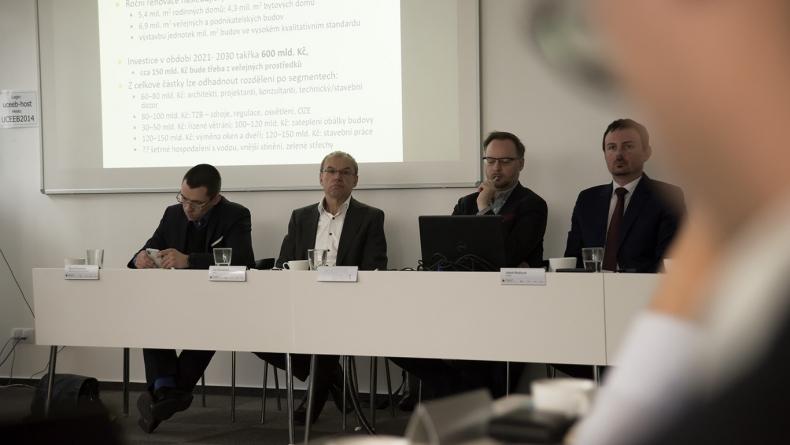 Diskuze u kulatého stolu nastínila trendy chytrých budov