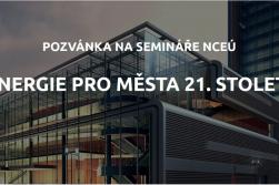 Seminář: ENERGIE PRO MĚSTA 21. STOLETÍ – Plzeň
