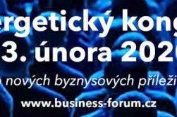 High level kongres o nových byznysových příležitostech v energetice
