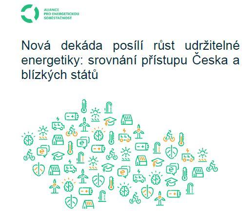 Aliance pro energetickou soběstačnost porovnala návrhy Národních akčních plánů států V4 a dalších zemí. Český klimatický plán se drží při zemi