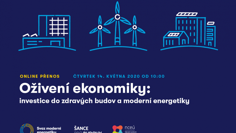 E-Představení společných návrhů pro oživení ekonomiky po pandemii koronaviru