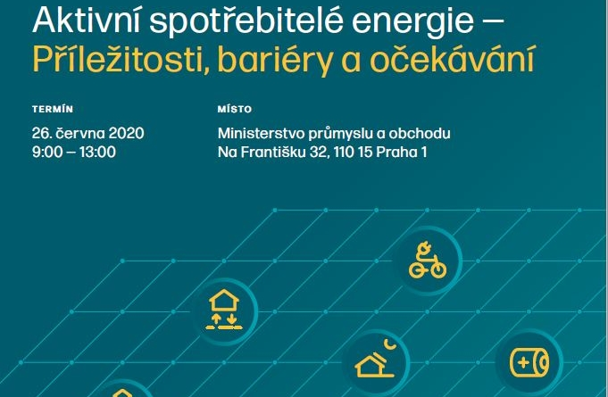 On-line debata: Aktivní spotřebitelé energie — Příležitosti, bariéry a očekávání