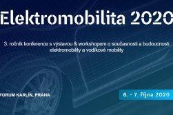 Elektromobilita 2020: konference s výstavou & workshopem o současnosti a budoucnosti elektromobility a vodíkové mobility
