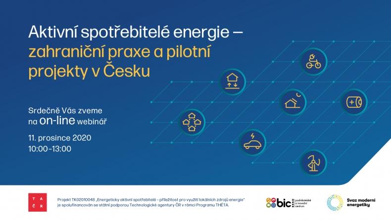 Energeticky aktivní spotřebitelé  ve vybraných evropských zemích