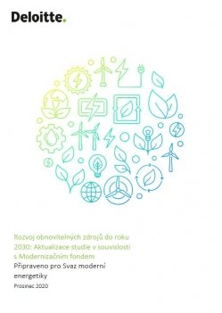 Development of renewable sources by 2030: Update the study in context with the Modernization Fund