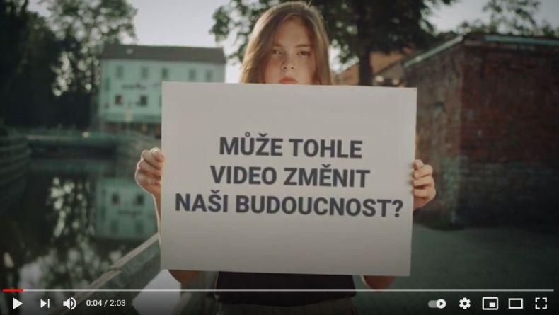 Může tohle video změnit naši budoucnost?