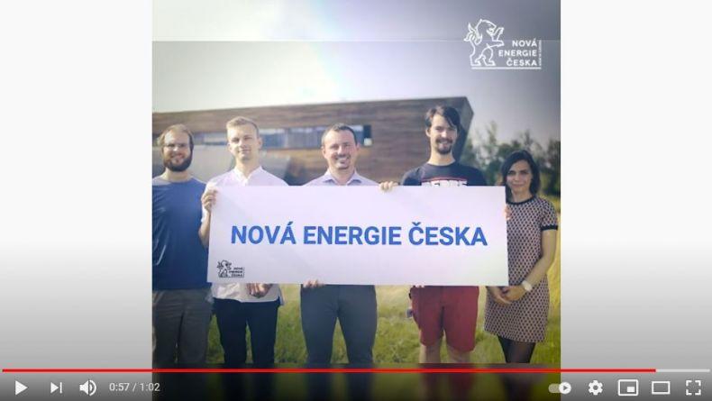 Nová energie Česka – mikroelektrárna Wave