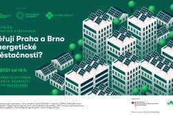 Fotovoltaika dává smysl i ve velkých městech. Střechy budov v Praze mohou zásobovat energií nejméně 120 tisíc domácností