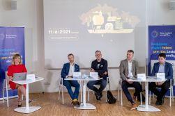 Konference Moderní města a regiony: plné nové energie a připravené na změnu klimatu