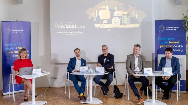 Konference Moderní města a regiony: plné nové energie a připravené na změnu klimatu – 11.6.