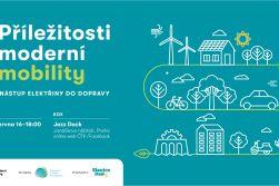 Talkshow: Příležitosti moderní mobility – nástup elektřiny do dopravy