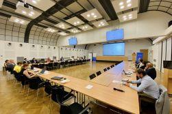 Členové Odborné poroty V. ročníku soutěže Chytrá města 2021 se setkali a zahájili průběh hodnocení přihlášených řešení